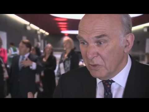 Interview Vince Cable