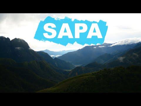 DU LỊCH SAPA / TẬP 1 : DI CHUYỂN TỪ TPHCM, ĂN GÌ VÀ ĐI ĐÂU NGÀY ĐẦU TIÊN   MÌNH LÀ QUANG