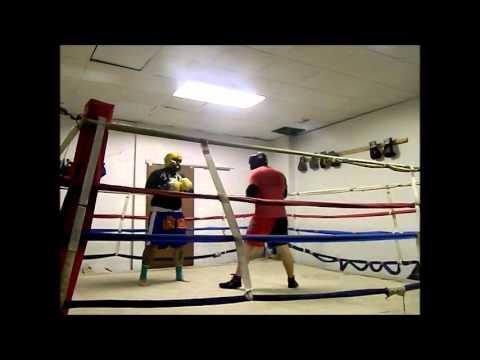 Will Duffy Boxing Eric Slocum