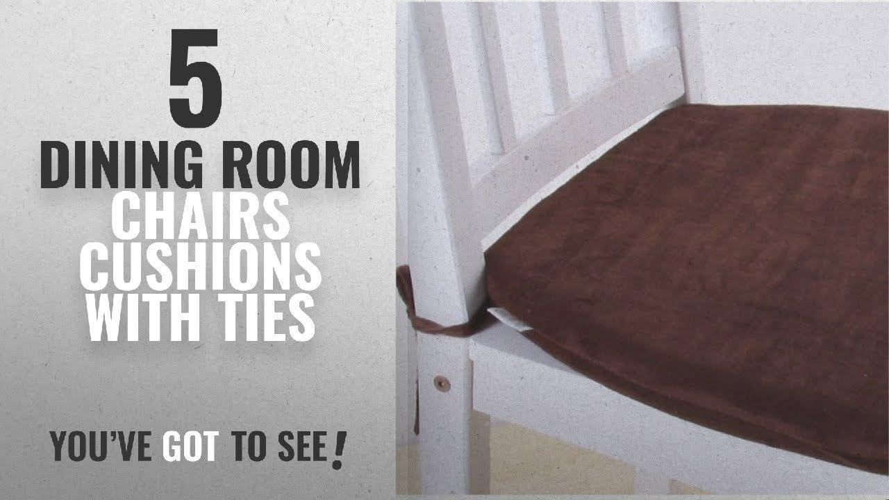 Top 10 Dining Room Chairs Cushions With Ties 2018 MochoHome Memory Foam Chair Cushion Pad