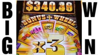 MAJOR PROGRESSIVE WON AND MULTIPLIED !!!!  BIG BIG WIN * Low rolling ADDS UP ! thumbnail