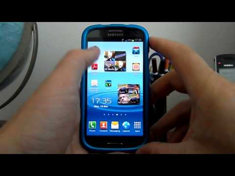 Samsung Galaxy S3 Top 9 Cool Features Review