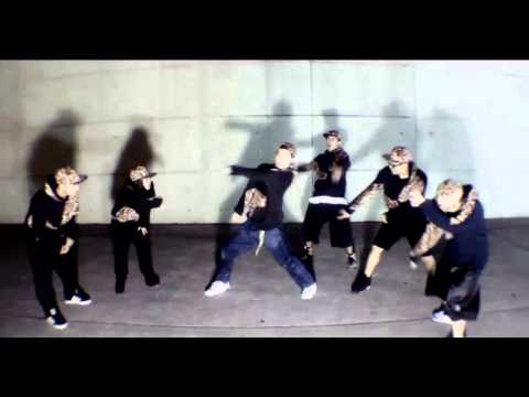 I FEEL GOOD | DANCE ROUTINES OLD SKOOL HIPHOP | BANGKOK , THAILAND | 2012