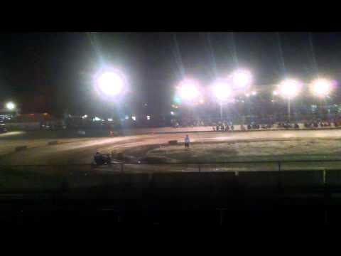 Kart racing Athens fair 2015