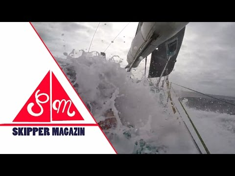 Vendée Globe 2016 - Fa Nándorral - Skipper Magazin - m4Sport