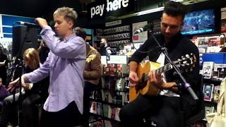 Nothing But Thieves Sorry Live hmv Southend