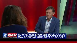 How private browser 'DuckDuckGo' may be giving your data to Google