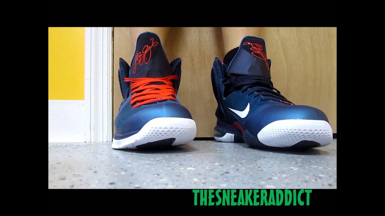 san francisco 8d6ce 9c1c0 Nike LeBron 9 Swingman