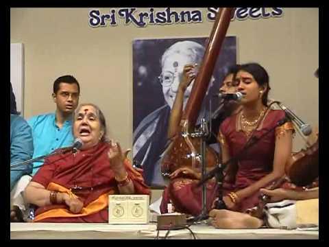Radha Viswanathan - Kurai Ondrum Illai - Ragamalika