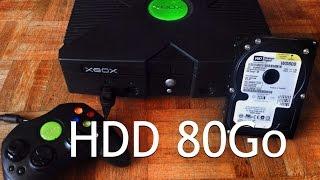 Nouveau disque dur XBOX 80Go sans puce (Chimp/LPartx)