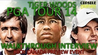 Tiger Woods PGA TOUR 14 Walkthrough
