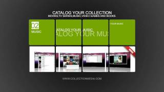 Catalog your Movie,Music,Video games and Books collection online.