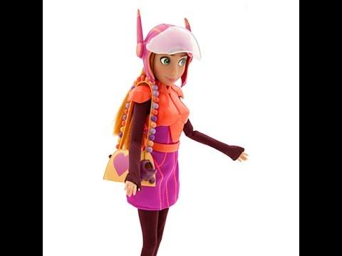Disney Big Hero 6 Honey Lemon Figurines, Jouets Pour Les Enfants
