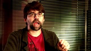 Joe Hill - Locke & Key Q&A
