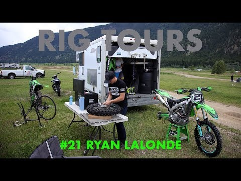 Rig Tours - #21 Ryan Lalonde