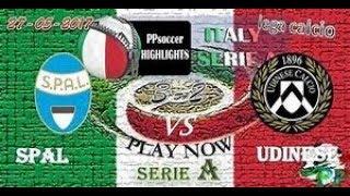Spal-Udinese 3-2 Sintesi