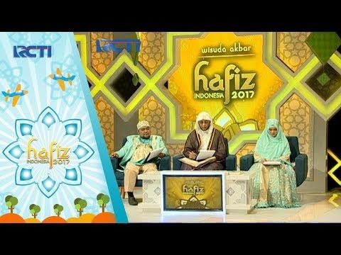 HAFIZ INDONESIA - Wisuda Akbar Part IV [21 Juni 2017]