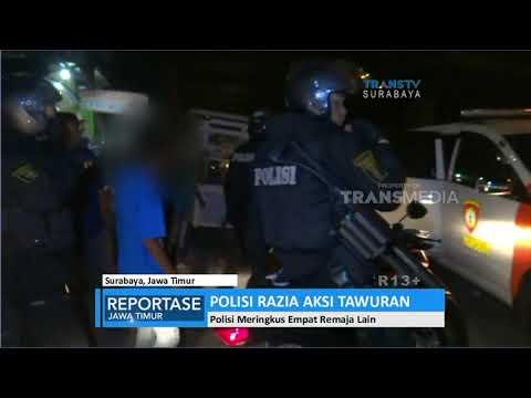 Polisi Razia Aksi Tawuran, 8 Remaja Diamankan Mp3