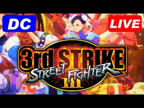 [LIVE] STREET FIGHTER III 3rd STRIKE [DC/PS2]