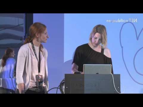 re:publica 2016 –  #rpTENicons – re:publica-Geschichte zum Mitzeichnen on YouTube