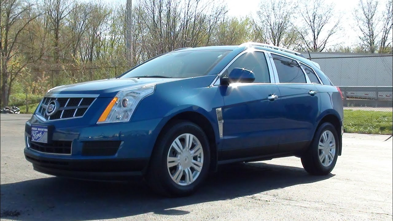 mvs 2010 cadillac srx luxury youtube. Black Bedroom Furniture Sets. Home Design Ideas
