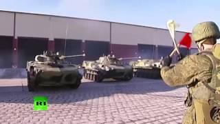 Подразделения ВДВ Новороссийска и Камышина подняты по учебной тревоге(В рамках внезапной проверки боевой готовности войск Южного военного округа по учебной тревоге были поднят..., 2016-02-09T08:44:04.000Z)