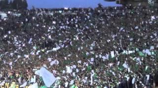Raja vs Horoya Conakry du 08-03-2014, تبوريشة
