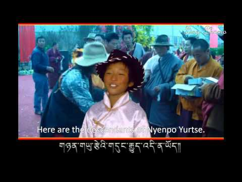 "Tibetan song ""Golok land"" by Dawa Tsering"