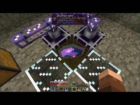 Minecraft Regrowth - Ep 24 - ME Terminal, Go!