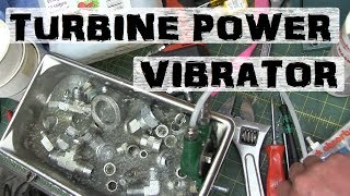 BOLTR: Turbine Vibrator | DIY Vibratory Cleaning