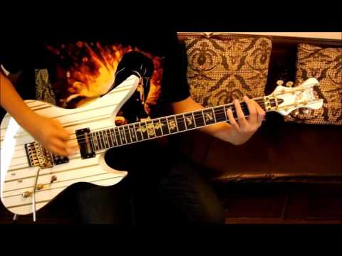 Avenged Sevenfold - Unholy Confessions Guitar Cover HD (With Improvisation)