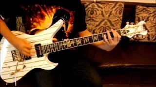 Video Avenged Sevenfold - Unholy Confessions Guitar Cover HD (With Improvisation) download MP3, 3GP, MP4, WEBM, AVI, FLV Januari 2018