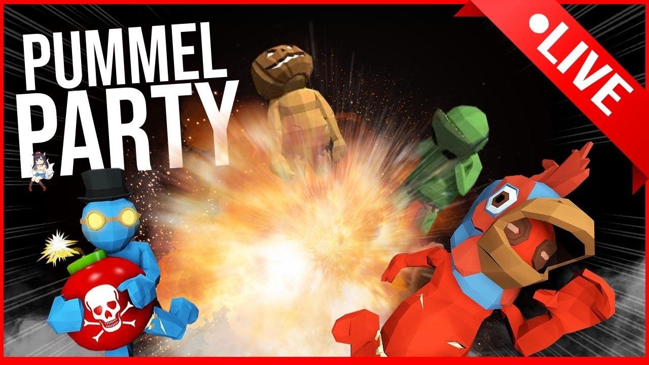 Live ♥ Pummel Party | เข้าพรรษาคือวันพระ รักนะจ๊ะคือทุกวัน