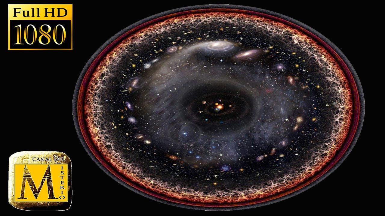 El universo completo en una sola imagen youtube for Immagini universo gratis