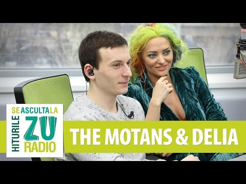 The Motans feat. Delia - Weekend (Live la Radio ZU)