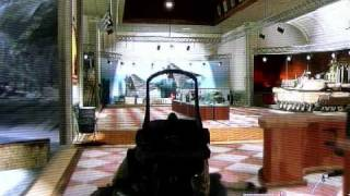 Modern Warfare 2 Xbox 360 Museum Last Extension Level