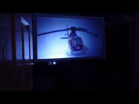 diy-rear-projection-screen---part-3---test-and-review