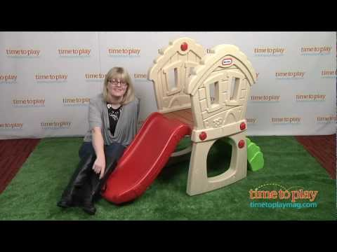 Little Tikes Hide Seek Climber From Mga Entertainment Youtube