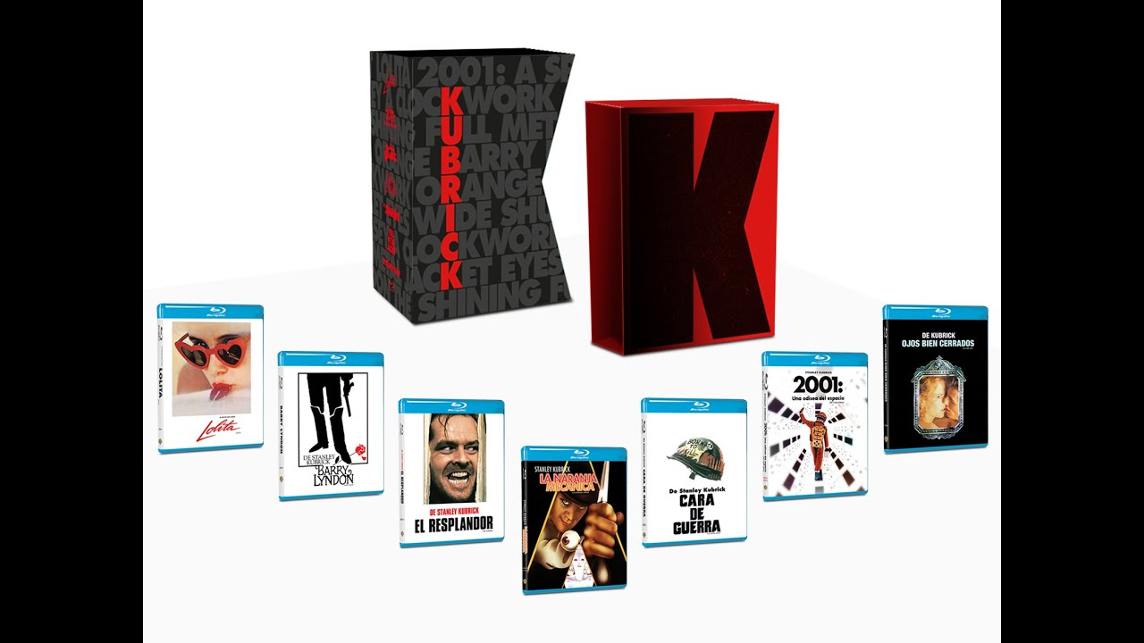 Download Unboxing Box The Stanley Kubrick Film Collection