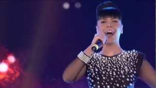 GRETA KOCI - ME SHEH NGA LART ( Kenga Magjike 2012 - Nata Finale )