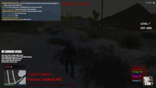 FiveM Zombie Survival Roleplay - Rebuilding The Undead MC