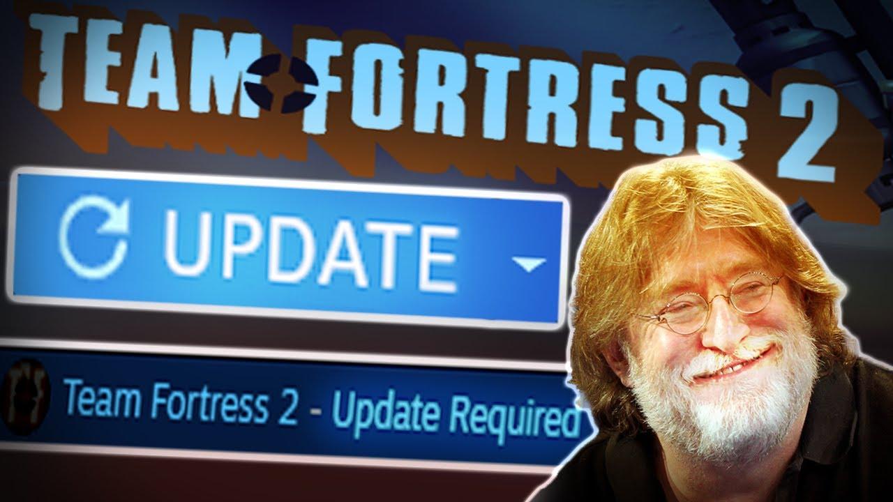 Gaben's TF2 Update! (No joking, Valve released)