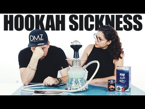 Hookah Sickness: How to Avoid it (2017)