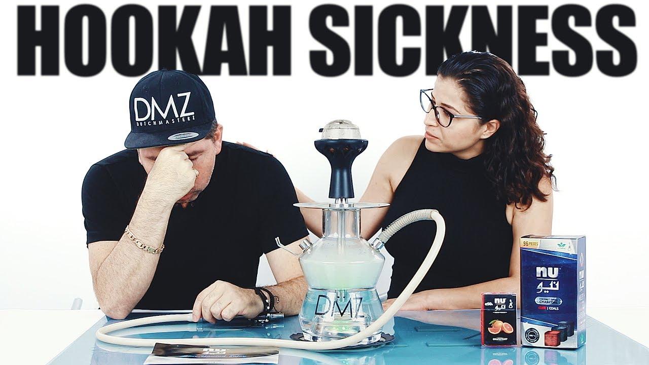 Hookah Sickness: How to Avoid it (2017)