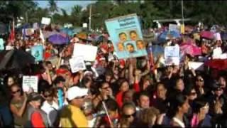 Mujeres Cubanas al Desnudo por las Calle...