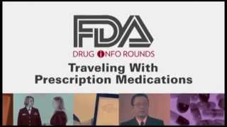 travel with medications