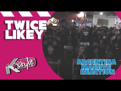 twice-'likey'-massive-mv-reaction-//-트와이스-뮤비-리액션-아르헨티나