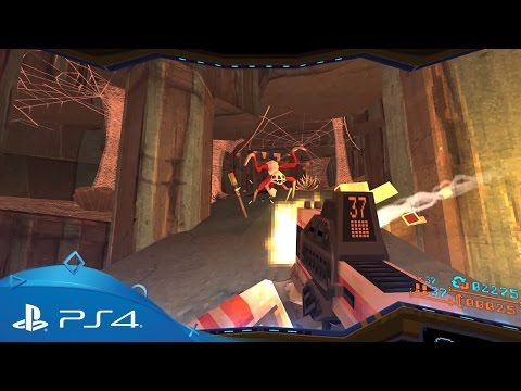 Strafe | Launch Trailer | PS4