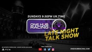 F1 Ts Hub Season 12 | Late Night Talk Show E9