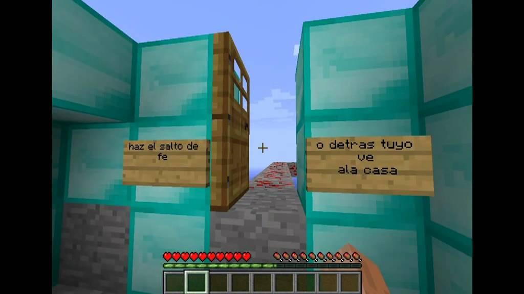 Cosas dibertidas que hacer en minecraft 2 youtube for Cosas para casa originales